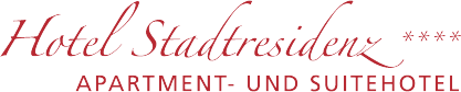 Hotel Stadtresidenz - Logo